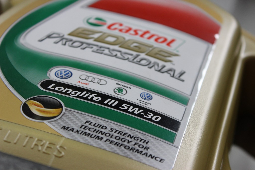 Photo of Castrol OE oil for European vehicles at Elite Euro