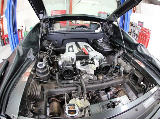 Photo of Audi engine by Elite Euro
